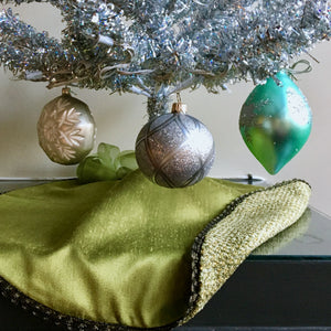 "24"" Tabletop Christmas Tree Skirt 