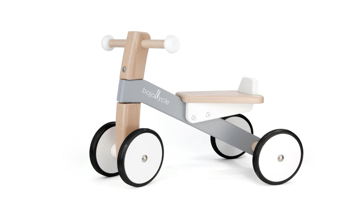 Bajocycle Ride-On Grey