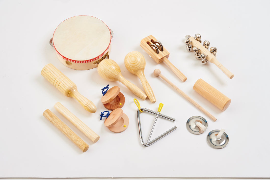 Tickit Percussion Instruments - 10 Options