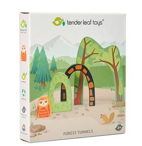 Tenderleaf Forest Tunnels