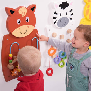 Activity Wall Panels Set - Pk3- FREE POSTAGE