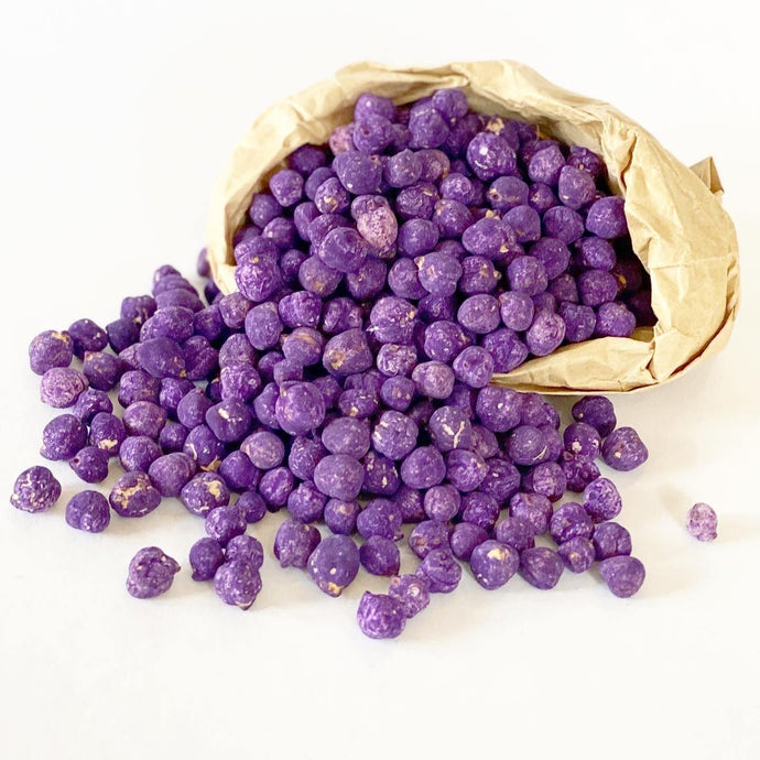 Sensory Scented Beans 175g - Purple - Isaac's Treasures