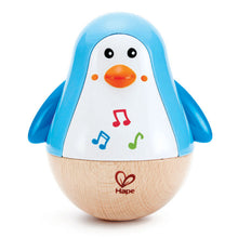 Load image into Gallery viewer, Hape Penguin Music Wobbler
