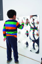 Load image into Gallery viewer, Giant 9-Domed Acrylic Mirror Panel - 780mm- FREE POSTAGE
