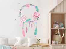 Load image into Gallery viewer, Pastelowelove Dream Catcher Large Wall Sticker