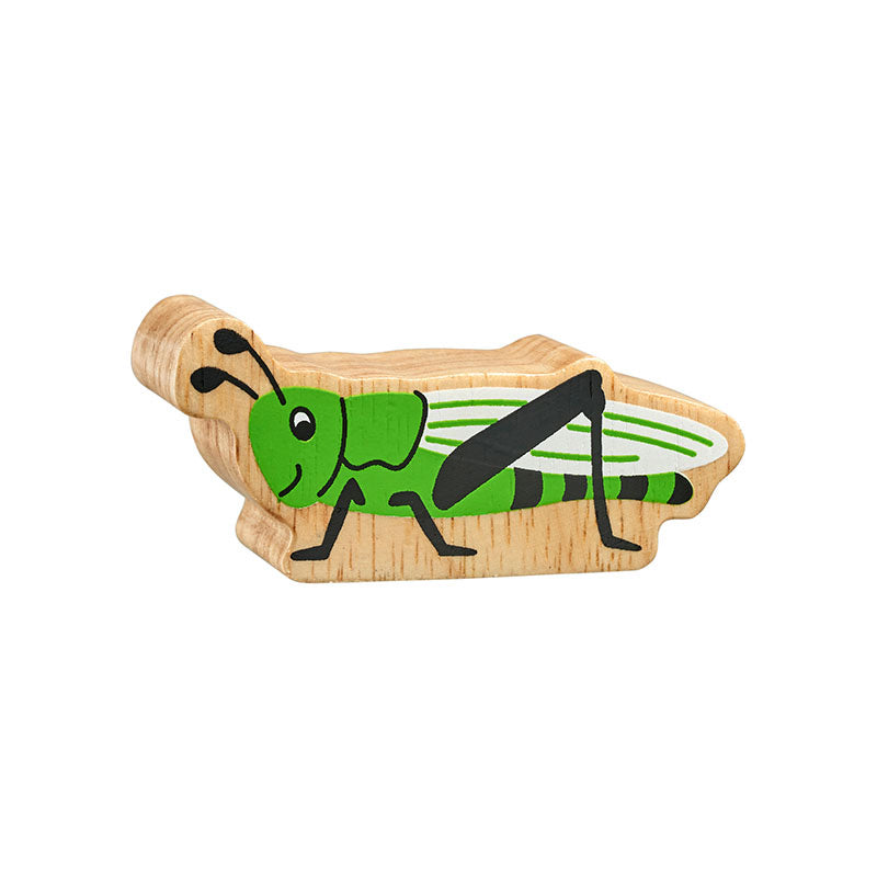 Lanka Kade Natural Green Grasshopper