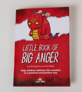 Learnwell Little Book of Big Anger