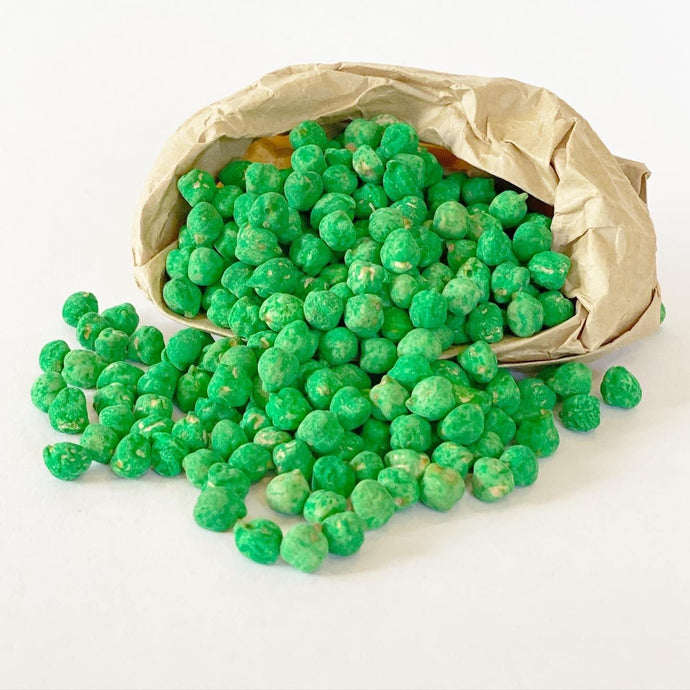 Sensory Scented Beans 175g- Green - Isaac's Treasures