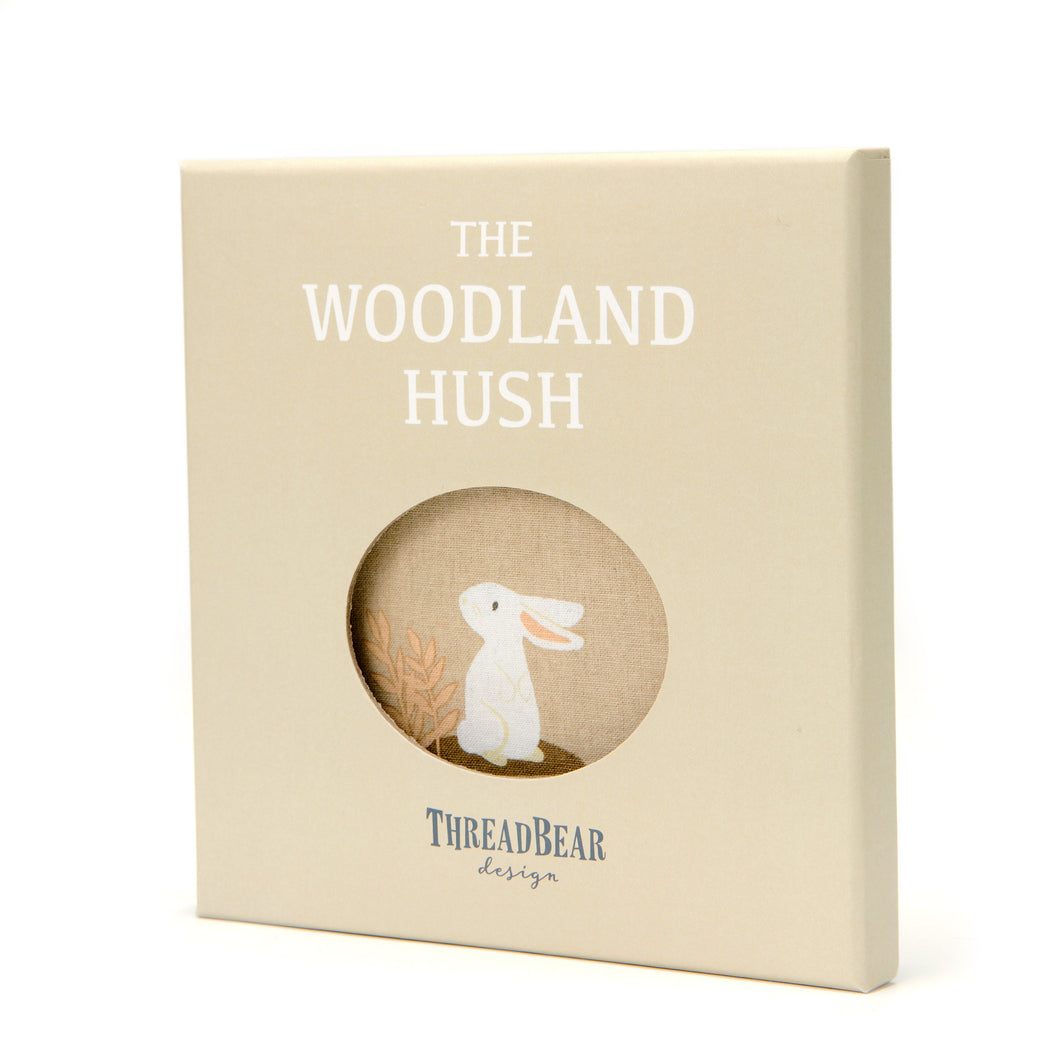 Threadbear Designs The Woodland Hush Rag Book