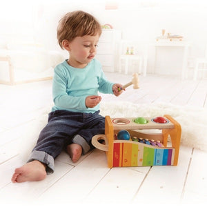 Hape Early Melodies Pound & Tap Bench
