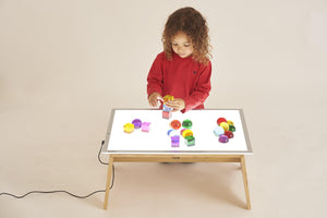 A2 Light Panel and Table Set - FREE POSTAGE