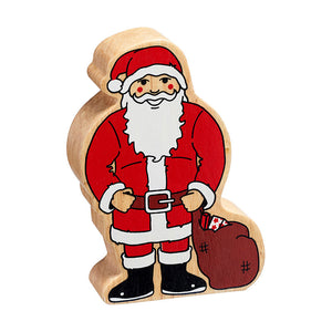 Lanka Kade Natural red and white Father Christmas