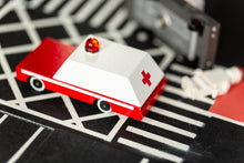 Load image into Gallery viewer, *PRE ORDER* Candylab Wooden Ambulance