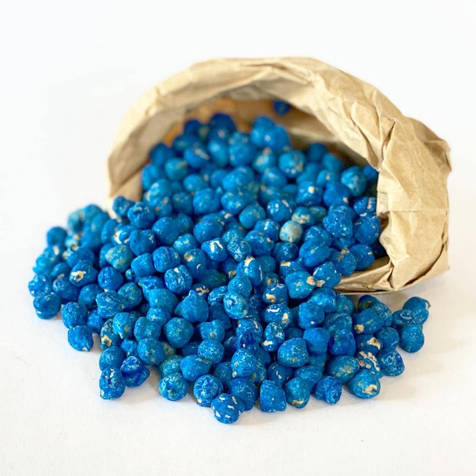 Sensory Scented Beans 175g- Blue - Isaac's Treasures