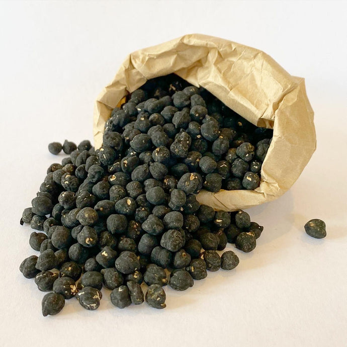 Sensory Scented Beans 175g - Black - Isaac's Treasures