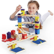 Load image into Gallery viewer, Hape Quadrilla Music Motion Marble Run