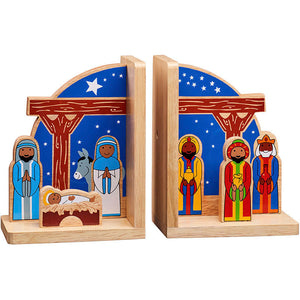 Lanka Kade Nativity Bookends