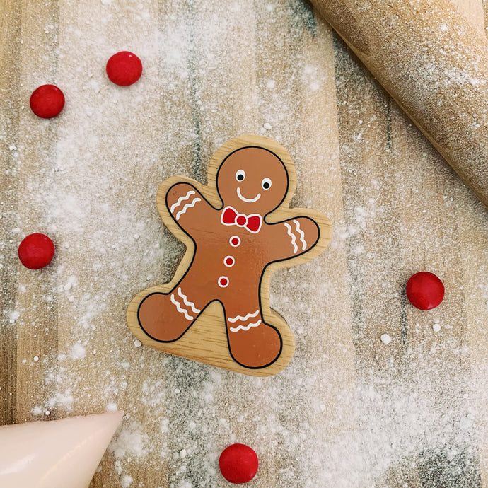Lanka Kade Natural Gingerbread Man