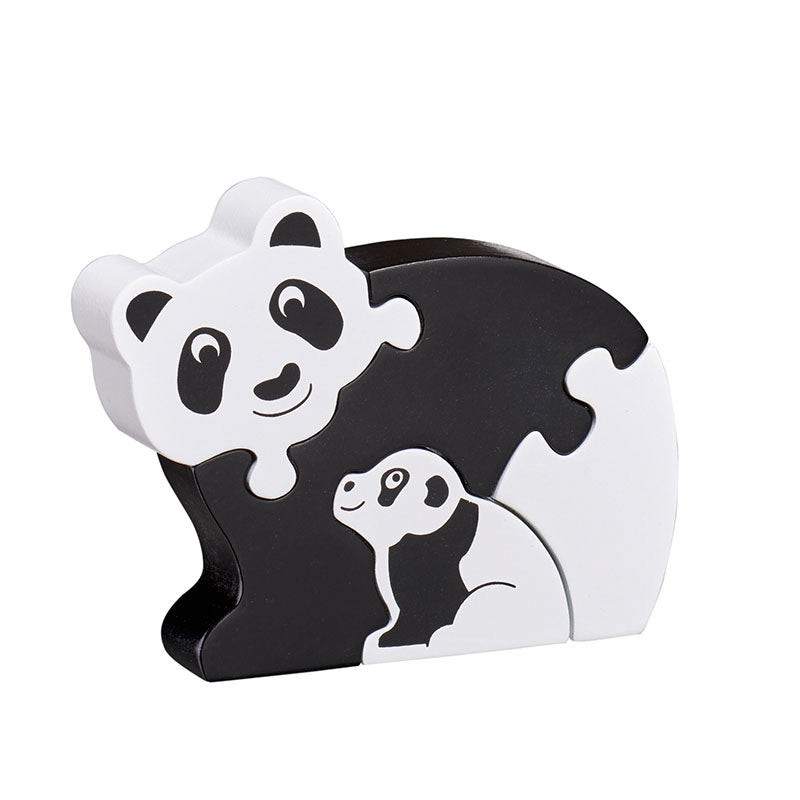Lanka Kade Panda and Baby Jigsaw