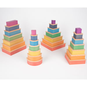 Rainbow Architect Arches - 7Pc