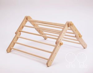 Modifiable Pikler Triangle 'Mopitri' Climbing Frame