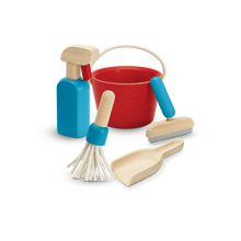 Load image into Gallery viewer, Plan Toys Cleaning Set