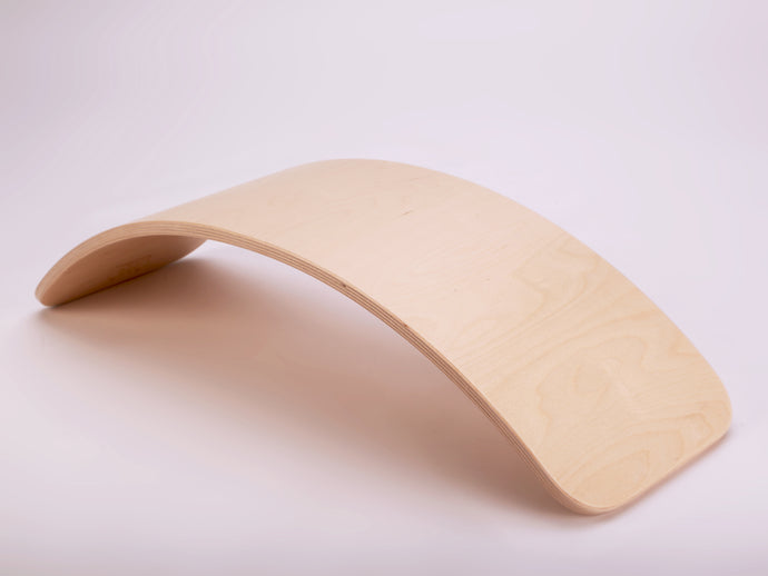 Natural Waldorf Balance Board Large Age 0-99