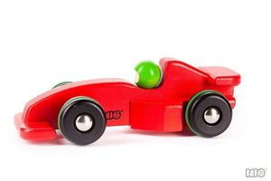 Bajo Racing Car F Red