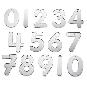 Tickit Mirror Numbers - Pk14 - Isaac's Treasures