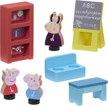Load image into Gallery viewer, Peppa's Wood Play School House