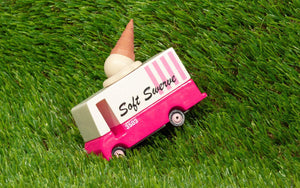*PREORDER* Candylab Wooden Ice Cream Van - Isaac's Treasures
