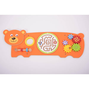 Bear Activity Wall Panel - FREE POSTAGE