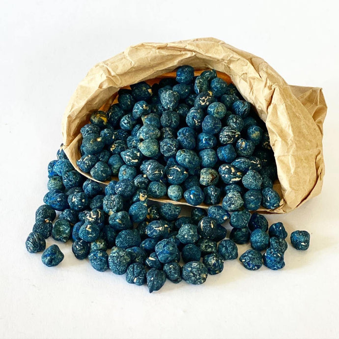 Sensory Scented Beans 175g - Navy Blue - Isaac's Treasures