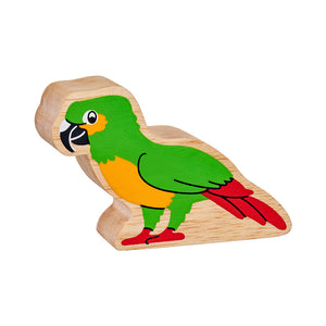Lanka Kade Natural Green & Yellow Parrot