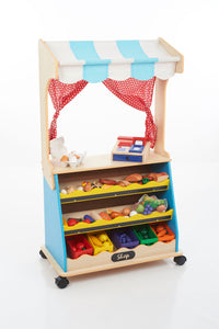Play Shop & Theatre (2 in 1)- FREE POSTAGE