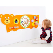 Load image into Gallery viewer, Bear Activity Wall Panel - FREE POSTAGE