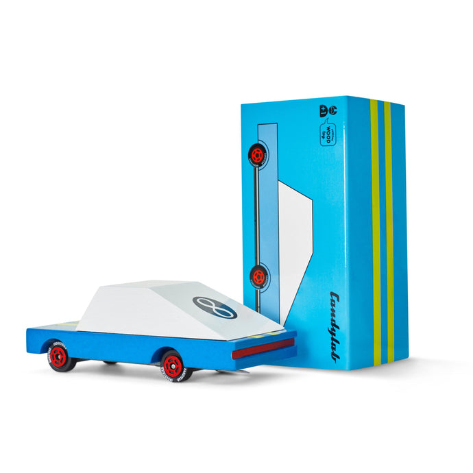Candylab Candycar Blue Racer - Isaac's Treasures