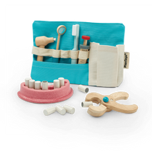 Load image into Gallery viewer, Plan Toys Dentist Set