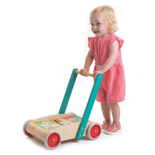 Load image into Gallery viewer, Tenderleaf Baby Block Walker