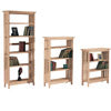 Mission Accent Bookcases