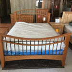 Queen Dowel Bed