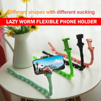 Lazy Worm Flexible Phone Holder