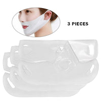 V-Shaped Slimming Mask (3 pieces)