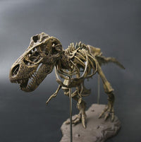DIY T-Rex Skeleton Model