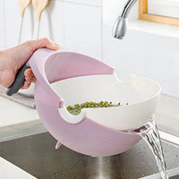 Whirling Double Layer Strainer