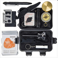 11 In 1 Emergency Survival Tool Kit