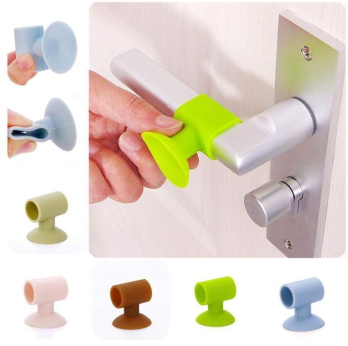 Anti-Collision Silicone Door Stopper