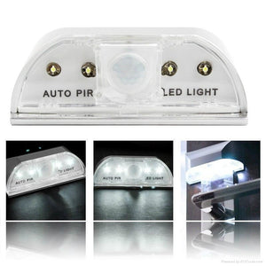 Auto PIR Keyhole LED Light