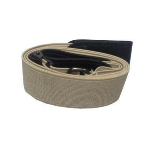 Buckle-Free Elastic Stretch Belt
