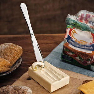 Easy Stainless Steel Butter Knife